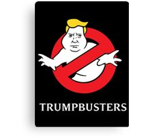 Trump Busters  Canvas Print