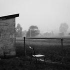 Abandoned Chair by Charlotte Pridding