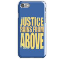 Pharah - Justice Rains from Above iPhone Case/Skin