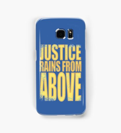 Pharah - Justice Rains from Above Samsung Galaxy Case/Skin
