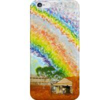 Rainshine over Morawa : Panel 3 iPhone Case/Skin