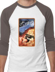 Dolly Parton - Vintage Reproduction - Happy Hay Roll Men's Baseball ¾ T-Shirt