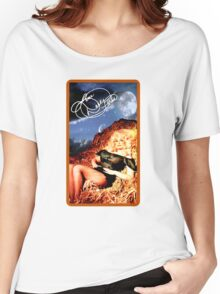 Dolly Parton - Vintage Reproduction - Happy Hay Roll Women's Relaxed Fit T-Shirt