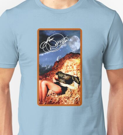 Dolly Parton - Vintage Reproduction - Happy Hay Roll Unisex T-Shirt
