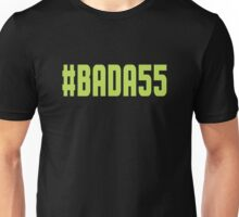 #BADA55 - CSS Color Humor for Web Developers & Designers Unisex T-Shirt