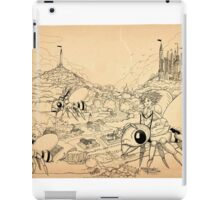 Flight Over Capira iPad Case/Skin