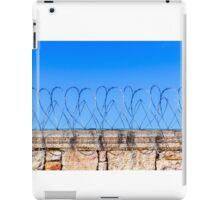 A cruel view? iPad Case/Skin