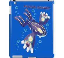Primal Kyogre (Pokemon Alpha Sapphire) iPad Case/Skin
