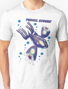 Primal Kyogre (Pokemon Alpha Sapphire) T-Shirt