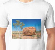 Small Tree Big Rock Unisex T-Shirt