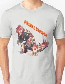 Primal Groudon (Pokemon Omega Ruby) T-Shirt