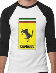 Corleone Men's Baseball ¾ T-Shirt
