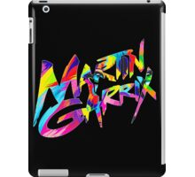 MARTIN GARRIX COLORS iPad Case/Skin