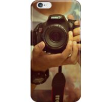 Fancy Selfie  iPhone Case/Skin