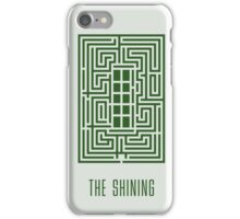 The Shining film poster iPhone Case/Skin
