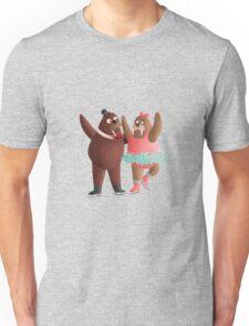 Walrus Pair Unisex T-Shirt