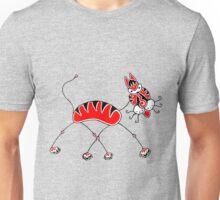 Wiry Cat Unisex T-Shirt