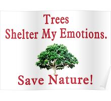 Save Nature! Poster