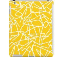 Airplane line iPad Case/Skin