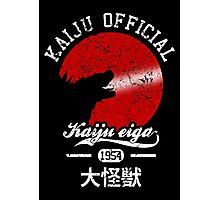 Kaiju Official Photographic Print