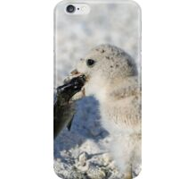 Too big for me !! iPhone Case/Skin