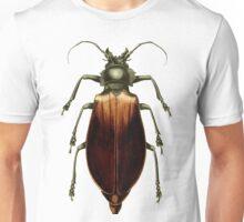 Steampunk Cockroach Unisex T-Shirt