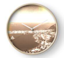 Vintage Rio de Janeiro Clock