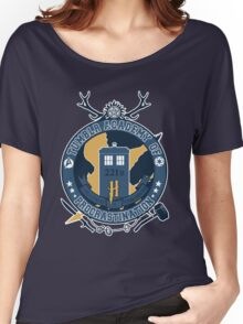 Tumblr academy of procrastination Women's Relaxed Fit T-Shirt