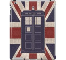 british fandom iPad Case/Skin