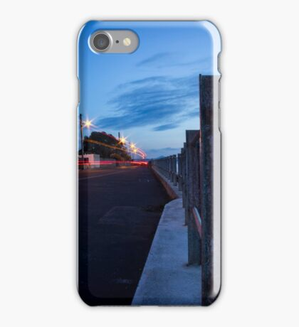 Twilight Lighttrails iPhone Case/Skin