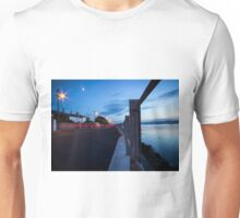 Twilight Lighttrails Unisex T-Shirt