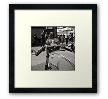 JOTA Framed Print