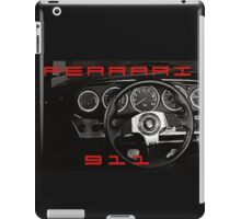 Ferrari 911 iPad Case/Skin