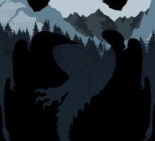 Dragon - Skyrim Sticker