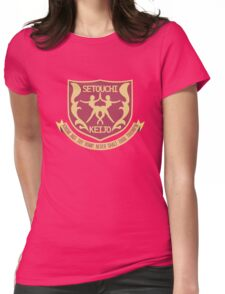 Setouchi Keijo Womens Fitted T-Shirt