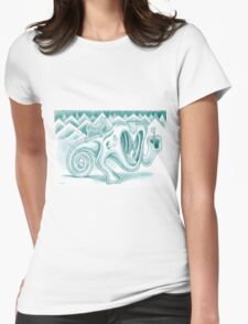 Remember to brush your Teeth Womens Fitted T-Shirt