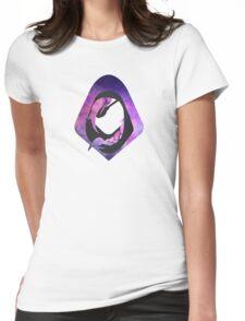 Ana Logo - Galaxy Womens Fitted T-Shirt