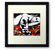 Viens avec Moi - Come with Me Framed Print
