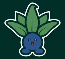 Oddish by mrbrownjeremy