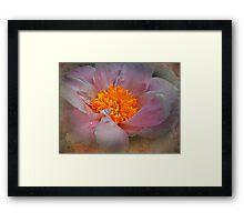 Magnolia Tapestry Framed Print