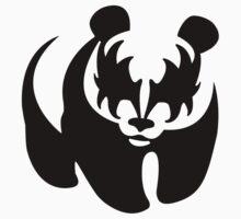 Kiss Panda by K8Ferguson