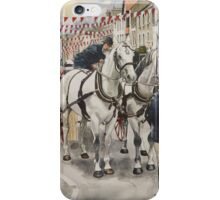Patience : waiting for the Beltane Queen iPhone Case/Skin