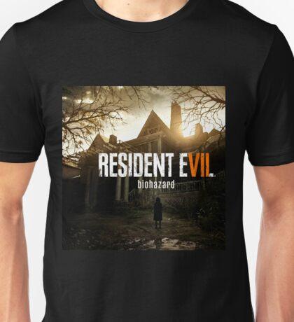 RESIDENT EVIL 7 TELUR 3 Unisex T-Shirt