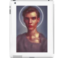 light Gabriel iPad Case/Skin