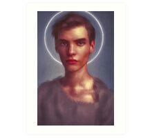 light Gabriel Art Print