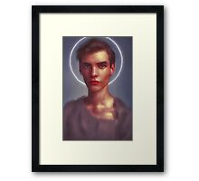 light Gabriel Framed Print