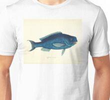 Novacula Coerulea Unisex T-Shirt