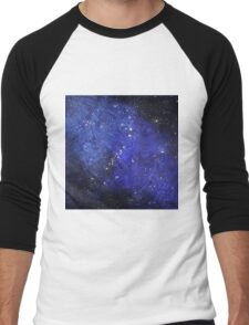 Stars Painting by Ottavio Fabbri Men's Baseball ¾ T-Shirt