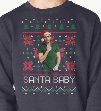 Santa Baby Pullover