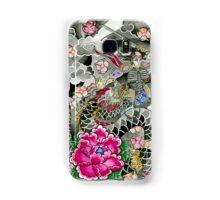 Samurai and Dragon Samsung Galaxy Case/Skin